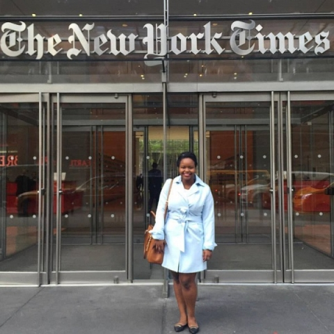 JCU alumna Tariro Mzezewa is a travel reporter for the New York Times