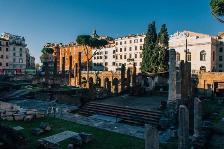 Run in Rome