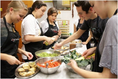 Learning how to cook local cuisine immerses you in a big part of Italian culture