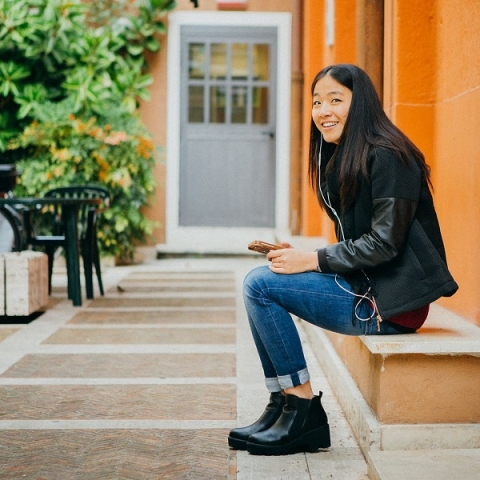 international student in Italy