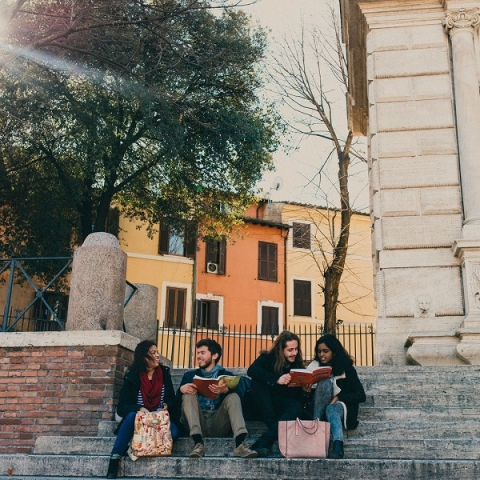 college in Rome